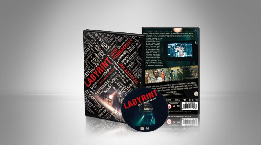 Labyrint_DVD